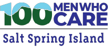 100 Men Who Care Salt Spring Island